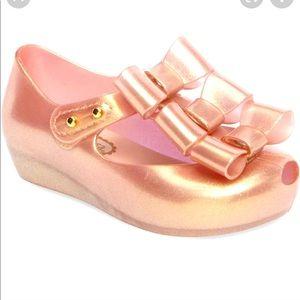 Mini Melissa Ultragirl Triple Bow Shoes